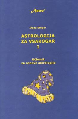 astrologija za vsakogar 1 učbenik za osnove astrologije 746 1