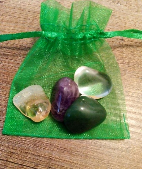 Kristali za vodo - komplet 1