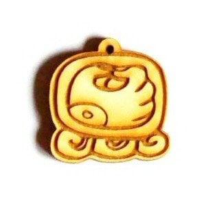 Maya amulet JELEN 1