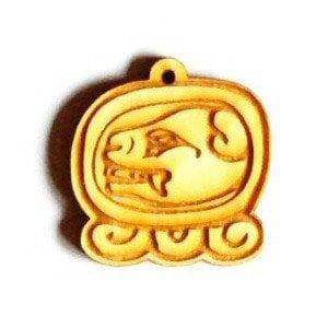 Maya amulet PES 1