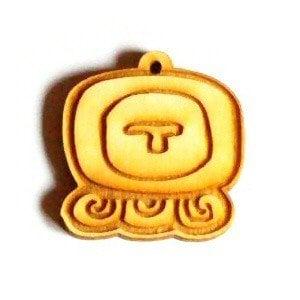 Maya amulet VETER 1