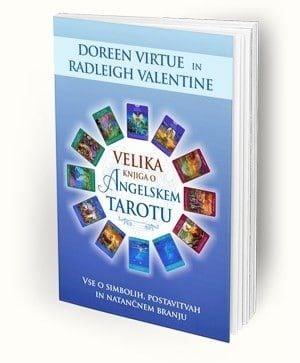 naslovnica velika knjiga o angelskem tarotu 91 1 1