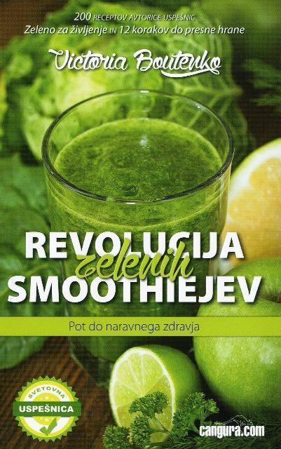 Revolucija zelenih smoothiejev: Pot do naravnega zdravja 1