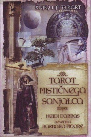 tarot mističnega sanjalca knjižica in 78 kart 1294 1