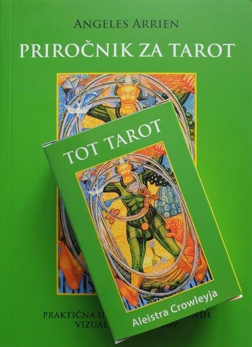TOT TAROT Aleistra Crowleyja - komplet 1