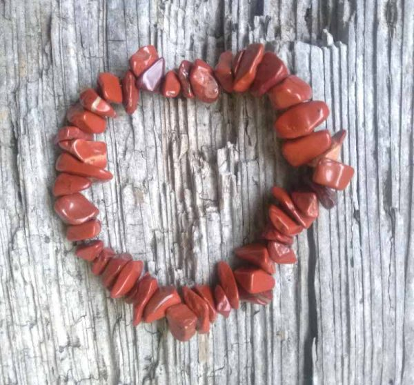 zapestnica rdeci jaspis