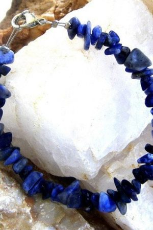 zapestnica zaščita lapis lazuli 356 1