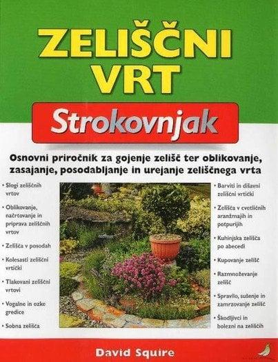 zeliščni vrt osnovni priročnik za gojenje 418 1