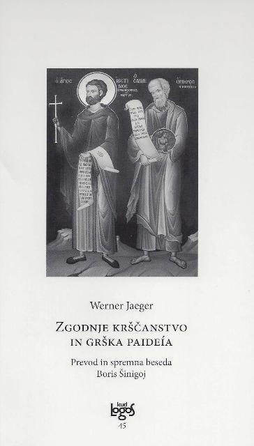 zgodnje krščanstvo in grška paideia 2149 1