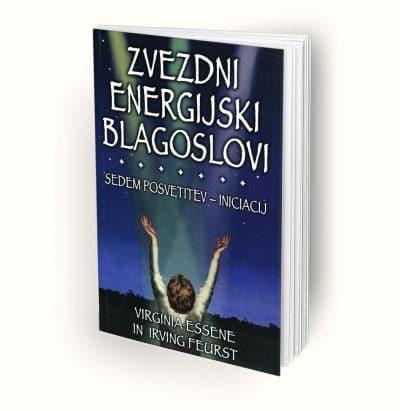 Zvezdni energijski blagoslovi, Sedem posvetitev - iniciacij 1