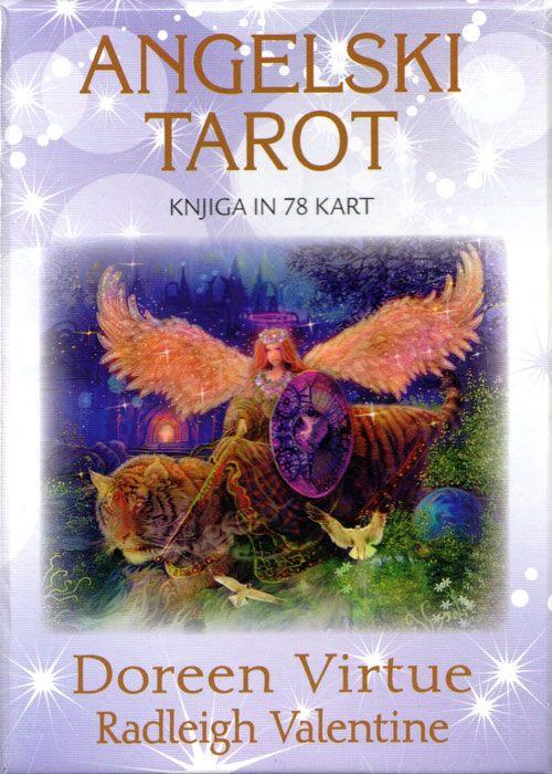 angelski tarot doreen virtue