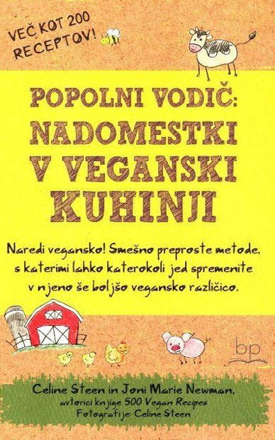 Nadomestki v veganski kuhinji 1
