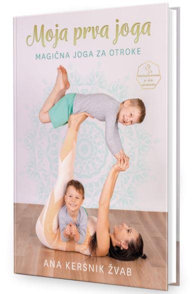 Moja prva joga – magična joga za otroke 1